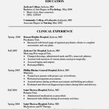 Best Mental Health Technician Resume