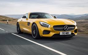 Top 100 Cars 2016: 5 Sports - Mercedes-AMG GT