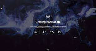 Coming Soon Website Template Inspiration 28 Outstanding 'Coming Soon' And 'Under Construction' Website