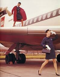 vintage stewardess pictures flight attendant photos from the past flight attendants from bea airlines british