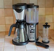 3 ninja® big scoops (or 6 tablespoons) the ground coffee into the brew basket. Our Review Of The Ninja Coffee Bar Brewer