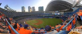 Rogers Centre Section 513l Home Of Toronto Blue Jays