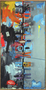 through his ground breaking paintings and sculptures johns elished a decisive new direction in an art world that had previously been dominated by