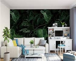 Beibehang Aanpassen Grote Behang Voor Muren 3 D Tropische Plant