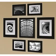 pinnacle 7 opening 8 in x 10 in wall collage picture frame 12fp1547 the home depot