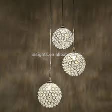 full size of lighting alluring hanging ball chandelier 0 fancy luxury round crystal pendant light diy