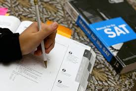 what s a good sat score for college admissions in  joe raedle getty images