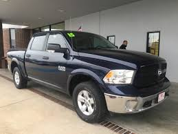Pre-Owned 2015 Ram 1500 Outdoorsman | BOB HOWARD DODGE 405-936-8900 ...