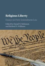 publications international center for law and religion studies image for religious liberty essays on first amendment law