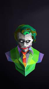 4K Batman And Joker Minimalist ...