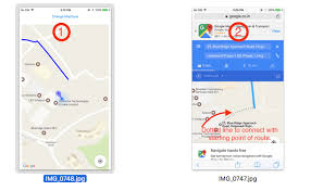 I used google drawings for quite a while before i realized that it's possible to change the size of the default canvas. Googlemaps How To Draw Dash Line To Connect With Starting Point Of Direction Path On Google Map Ios Stack Overflow