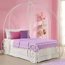 Interesting Kids Canopy Bed with Zoomie Kids Brandy Twin Canopy Bed ...