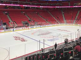 Little Caesars Arena Seating Chart View Little Caesars Arena Section 112 Detroit Red Wings