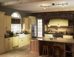 image of track lighting for kitchens