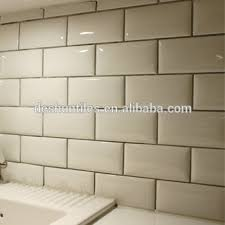 Small Picture 75x152mm Kitchen Wall Decorative White Ceramic Tiles Buy Wall