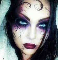 pretty witches faces the best witch make up and costumes ideas