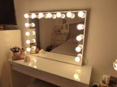 deluxe vanity mirror extra large hollywood lighted mirror perfect for ikea malm vanity table wall hanging bulbs are not included