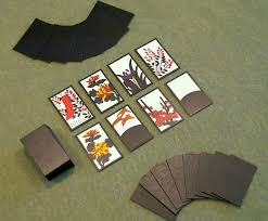 Next up on our list of card games you can play by yourself is devil's grip. Playing Cards Names Games History Britannica