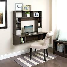 floating computer desk desks wall mounted unit