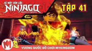 BÍ MẬT CƠN LỐC NINJAGO - Phần 4 | Tập 41 : Năng lượng bất ngờ | LEGO NINJAGO  SEASON 4 | phim hoat hinh ky bang ha 4