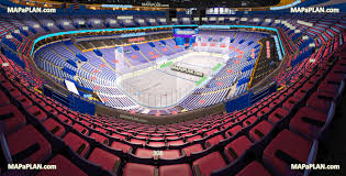Blues Hockey Tickets Seating Chart Scottrade Center Seat Row Numbers Detailed Seating Chart