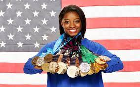 In 2003, she was adopted by ron biles, her mother's maternal grandfather. What Is Simone Biles Net Worth 2020