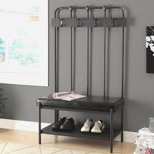 Bench With Storage And Coat Rack Mudroom Modern Mudroom Bench Entryway Dresser Coat Hooks With Shoe 91
