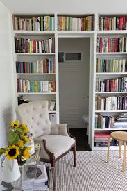 tiny home office ideas. in the amount of space it takes to keep a car guest cottage has tiny home office ideas