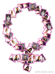 Inspirational Collages Inspirational Women Loupe Collage Loupe