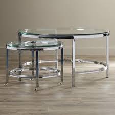 Glass Coffee Tables Youu0027ll Love | Wayfair