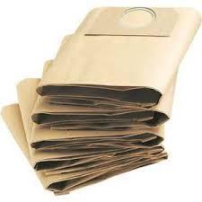 <b>Мешки бумажные Bosch</b> для AdvancedVac 20 5шт (2.609.256.F33 ...