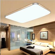drawing room lighting. Surface Mounted Modern Led Ceiling Lights For Living Room Light Fixture Indoor Lighting Decorative Lampshade 72W 144W-in From Drawing