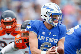 Air Force Football Depth Chart Air Force Football Does The Depth Chart Reveal Nate
