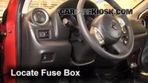 interior fuse box location 2012 2016 nissan versa 2013 nissan 2012 2016 nissan versa interior fuse check
