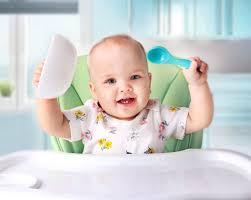 Ăn dặm BLW là gì? Nguyên tắc cần biết khi cho bé ăn dặm BLW - Thế giới mẹ  và bé