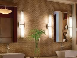 Some types of bathroom lighting fixtures