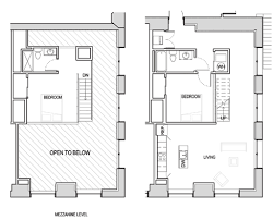 House With Mezzanine Floor Plan