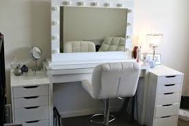 lighting for vanity makeup table. Makeup Desk With Drawers Medium Size Of Vanities Lights Target Vanity Mirror Lighting For Table R