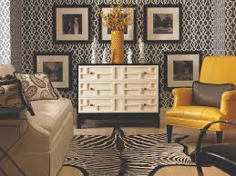 Interior Design Trends 2013 With Yellow Chairs