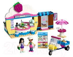 <b>Lego</b> Friends <b>Кондитерская Оливии</b> 41366 <b>Конструктор</b> купить в ...