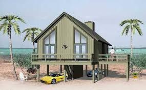 Beach And Coastal House PlansHouse Plans On Stilts
