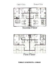 Old TA Floorplan