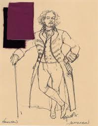 Costume Design Hamilton The Costume Design Of Hamilton On Broadway Interview With