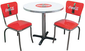 new retro dining coca cola furniture