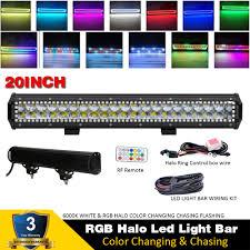 Color Changing Led Light Bar For Truck Us 299 98 20