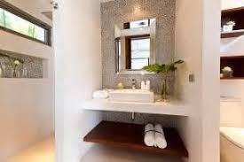 Bathroom vanity shelves Interior Design Ideas