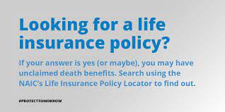 The life insurance is $25,000. Naic Life Insurance Policy Locator Helps Consumers Find 650 Million In Life Insurance