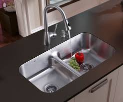 Best Stainless Steel Kitchen Sink  The Modern Stainless Steel Best Stainless Kitchen Sinks