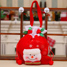 <b>1pc brand new Christmas</b> Kids Candy Gift Storage Bag Pouch ...