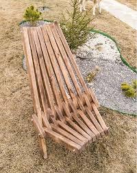 cky stick chair plans folding